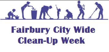 Fairbury City Wide Clean Up 2
